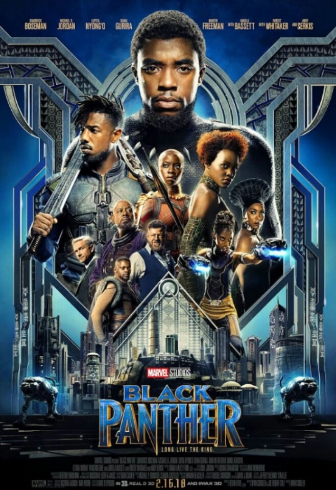Black Panther Movie making History