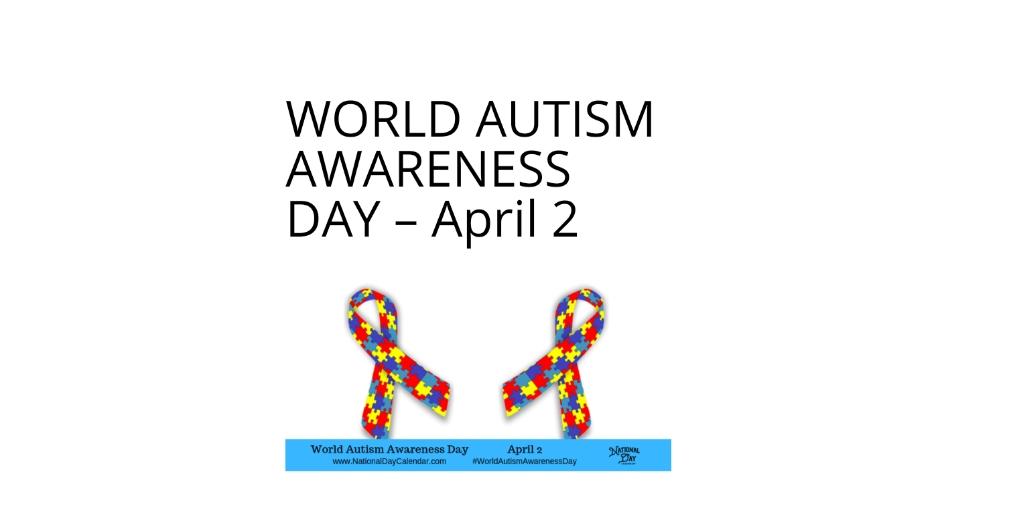 World Autism AwarenessDay